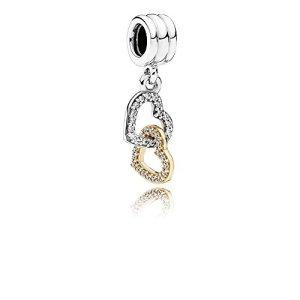 Pandora Jewelry Interlocking Hearts