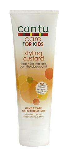 Cantu Care for Kids Styling Custard, 8 Ounce