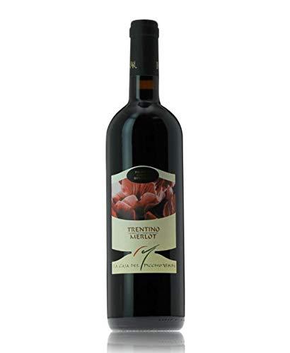 Trentino Merlot DOC La Casa del Picchio Verde 2015  Baldessari - Cassa da 3 bottiglie