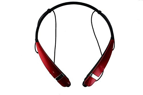 LG Tone Pro HBS 760 Wireless Stereo Headset - Red