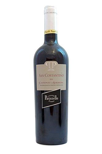 Poderi Parpinello San Costantino Cannonau Di Sardegna D.O.C. - 750 ml