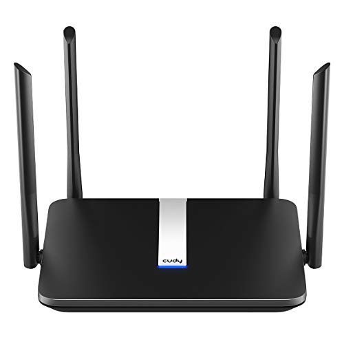 Cudy AC2100 Gigabit Dual Band di WiFi Mesh Router,...