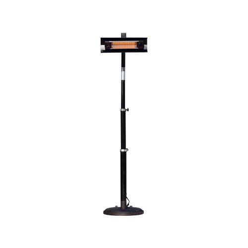 Electric Fire Sense 1500W Telescoping Infrared Patio Heater
