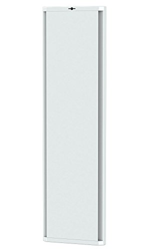 Carrera Radiateur à inertie Double coeur Céramique vertical Indiana 2000W