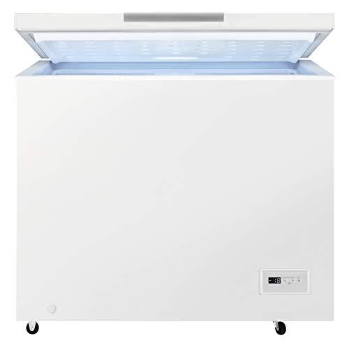 AEG AHB526E1LW Congelatore Orizzontale Low Frost, Capacit 260 L, Bianco