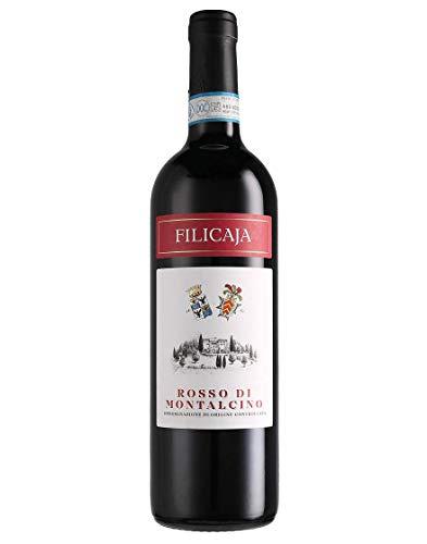 Rosso di Montalcino DOC Collezione del Conte Villa da Filicaja 2018 0,75 L