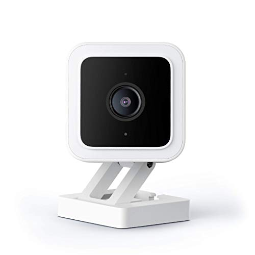 Wyze Cam v3 with Color Night Vision, Indoor/Outdoor Video Camera with Alexa