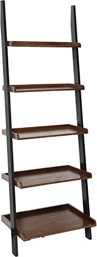 6. Convenience Concepts French Country Bookshelf Ladder