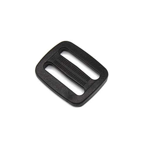Heavytool® Correa deslizante 20 mm Negro Tipo C POM Acetal [50...