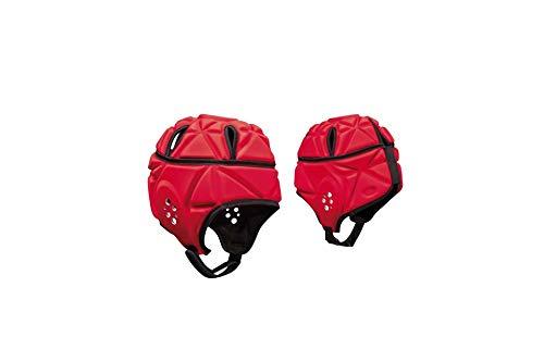 Jobe Herren Wassersporthelm Heavy Duty Softshell Helmet Red M