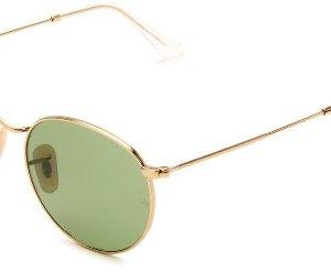 Ray-Ban Rb3447 Metal Round Sunglasses 26