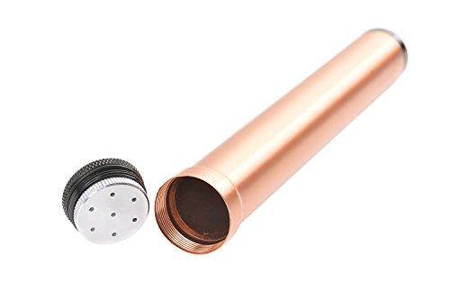 The Khan Outdoor & Lifestyle Company Etui à Cigare de Voyage en Aluminium...