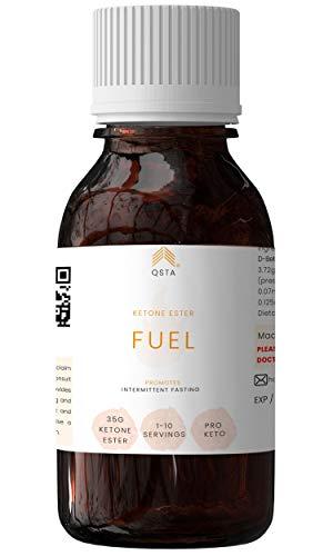 Keto Plus Actives FUEL (10 TOMAS) - Bebida Pre Entreno Poten