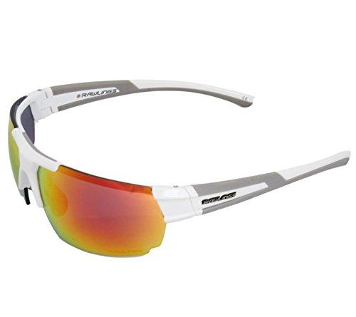 Rawlings 26 Sunglasses (White/Red)