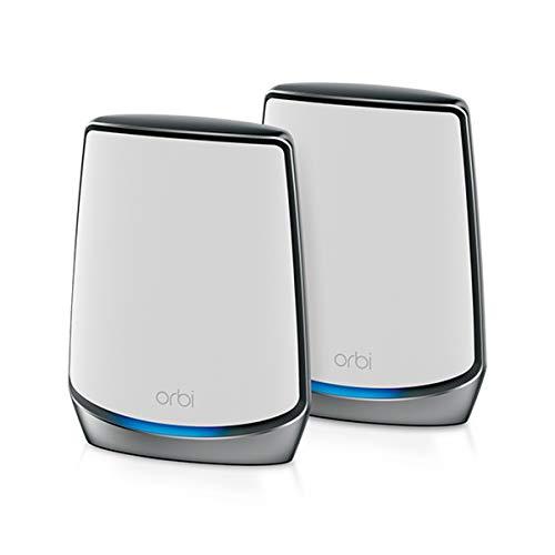 NETGEAR Orbi Mesh WiFi 6 RBK852, Router WiFi 6 +...