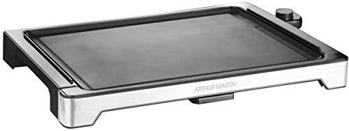 Arthur Martin AMPL20 Plancha 2000W 47x37 cm, INOX