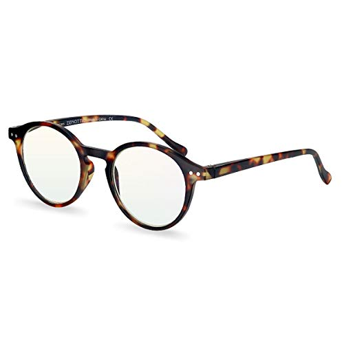 ZENOTTIC Gafas de Lectura de Bloqueo de Luz Azul Lentes Anti