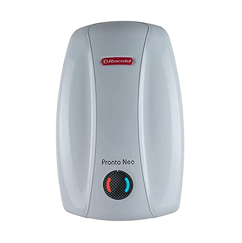 Racold Pronto Neo 3 Litres 3Kw Vertical Water Heater, White