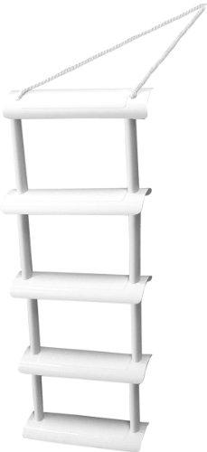 6. Shoreline Marine Folding Rope Ladder