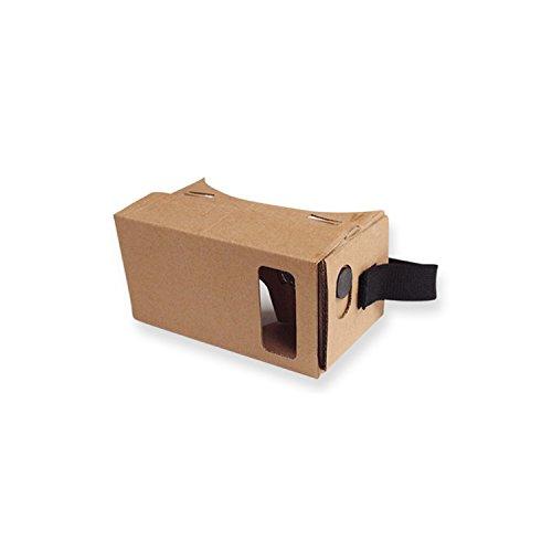 3D VR クラフトビューアー ハコスコ Google Cardboard グーグル・カードボード 360° 動画 Oculus Rift オキ...