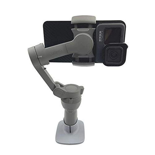 Fenmic Staffa di montaggio dell'adattatore per DJI OM4 / OSMO Mobile 3 su Gopro Hero 9