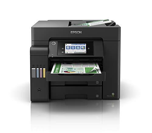 Epson EcoTank ET-5800, Stampante Multifunzione,...
