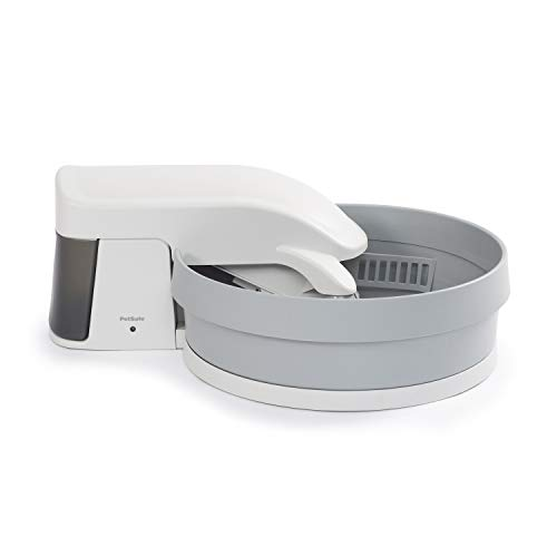PetSafe Selbstreinigende Katzentoilette Simply Clean, Automatische Toilette für...