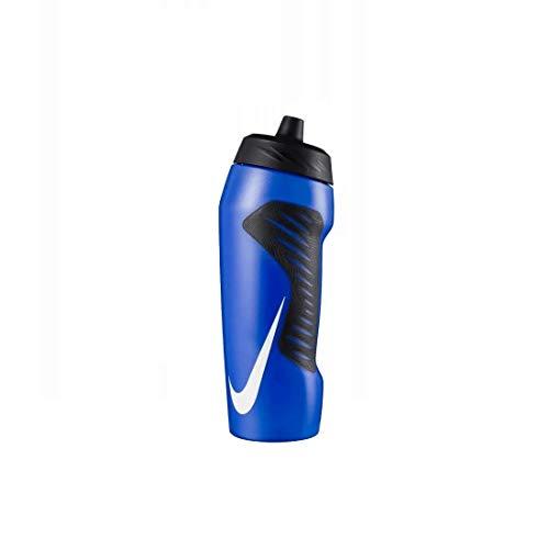 NIKE HYPERFUEL WATER BOTTLE, Blue, Black, White, 24 OZ