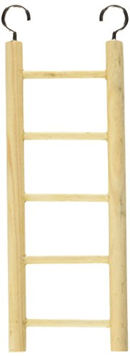 8. Living World Wooden Ladder Small Animal Toy