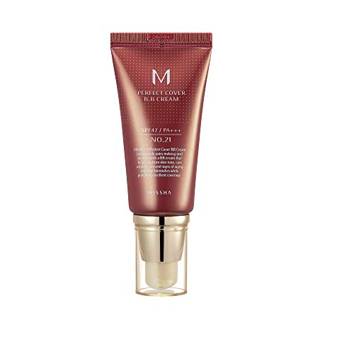 MISSHA M PERFECT COVER BB CREAM #21 SPF 42 PA+++,...