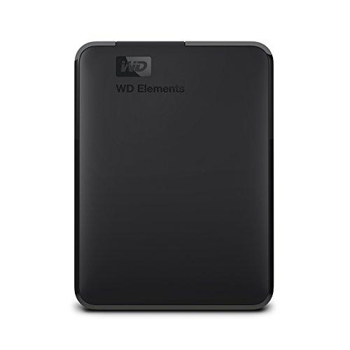 Western Digital Elements Portable HDD Esterno 2000...