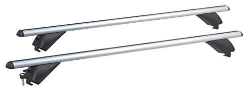 vdp - Barre Portapacchi in Alluminio RB003 compatibili con Opel Astra H SW (5 Porte) 2007-2011