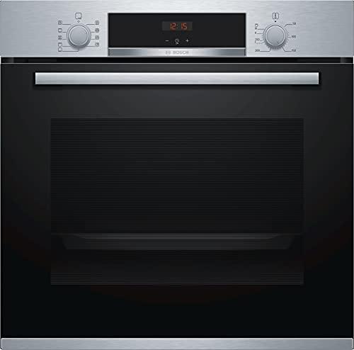 Bosch Elettrodomestici HBA534BS0 Forno Elettrico da Incasso 7 Programmi di Cottura in Acciaio Inox