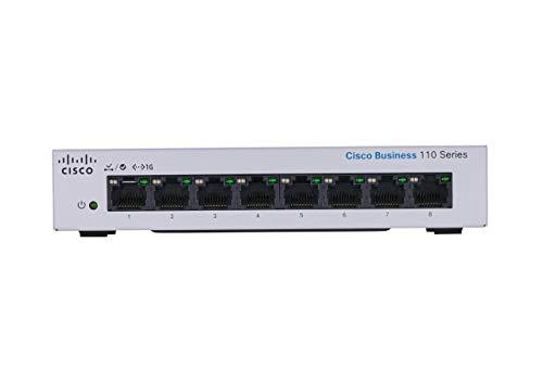 Cisco CBS110-8T-D-EU Business CBS110-8T-D...