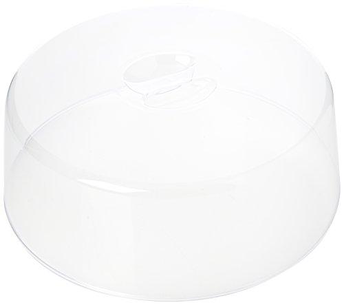 WMF Tortenhaube Höhe 10,8 cm, Ø 30 cm, Haube für Tortenplatte, Acrylglas transparent, spülmaschinengeeignet