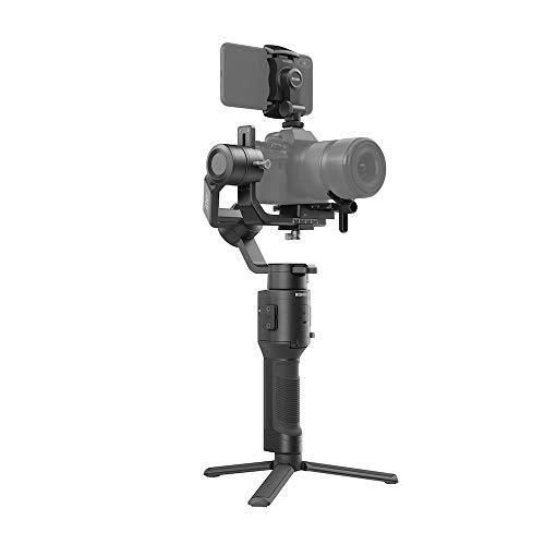 DJI Ronin-SC Gimbal - Support de Caméra pour Prises Dynamiques, Fonctions Intelligentes, Panorama, Timelapse, Motionlapse, Motion Control, ActiveTrack 3.0, Supporte jusqu'à 2kg
