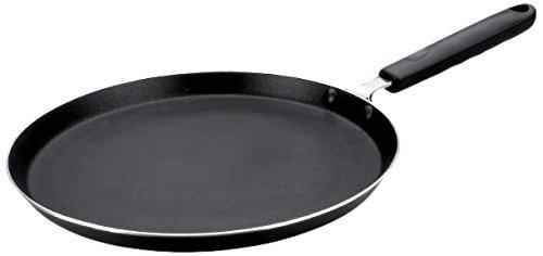 IBILI 405820 Indubasic - Padella per crpes, in Alluminio/Acciaio Inox, 20 cm