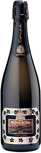 Monte Rossa Franciacorta Brut Docg Coup Brut Nature NV Vino spumante, 750 ml