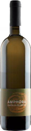 Amphora Vino bianco secco - Castello di Lispida - Colli Euganei - 0.75l - agricoltura naturale - vinificazione in anfora -Tripla A - Cartone 6 bottiglie