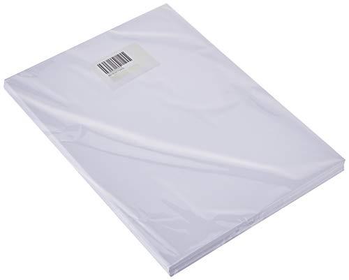 Bramacartuchos Sub125g - Pack de 100 hojas de papel sublimac