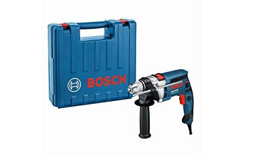 Bosch Professional Perceuse A percussion Filaire GSB 16 RE (750 W, 230 V, Ø du collet 43mn, Coffret)