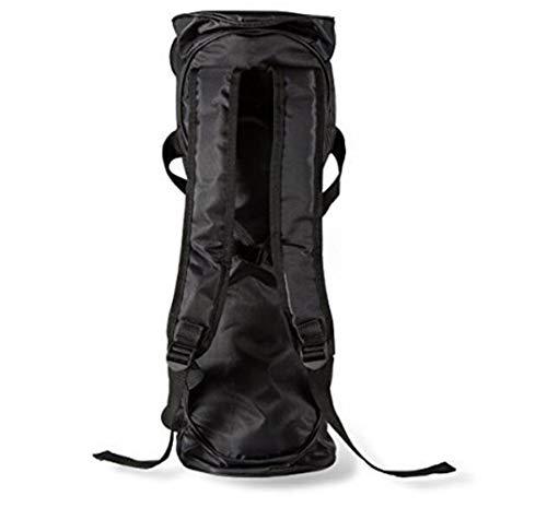 HALAWAKA, borsa per hoverboard, impermeabile, a due ruote, auto-bilanciante, borsa per scooter elettrico da 6,5/8/10 pollici, Nero (Nero ), 10 Inch