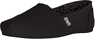 Classic slip-on with flexible goring wedge insert and layered construction Memory foam footbed If the W is before the number it's termed as Women's, if the W is after the number it's termed as Wide (Example: W7 is women, 7W is wide) Shock absorbing l...
