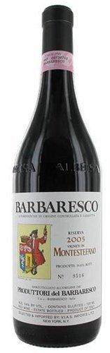 Barbaresco 2015 Ris Montestefano PRODUTTORI DEL BARBARESCO