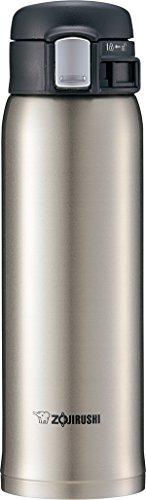 Zojirushi SM-SD48XA Steel Mug, 16-Ounce, Stainless
