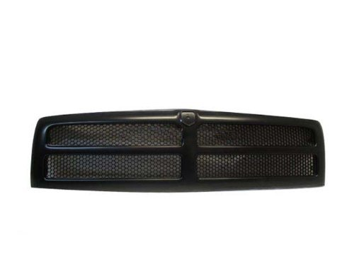 94-01 00 99 98 97 Fits Dodge Ram 1500 2500 PICKUP GRILLE BLK