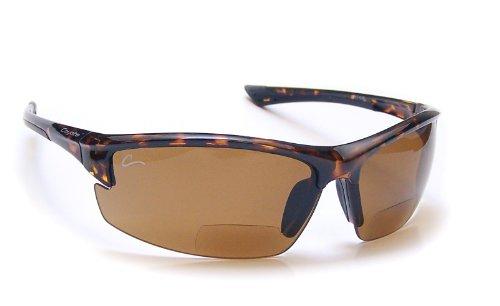 Coyote Eyewear BP-7 Polarized Reader Sunglasses