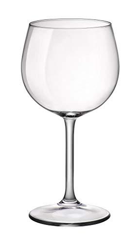 Bormioli Rocco 167231Bn9021990 Set di 6 Calice da vino Barolo Riserva, 48 cl