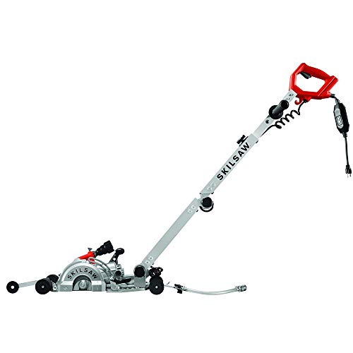 SKILSAW SPT79A-10 7' Walk Behind Worm Drive for Concrete