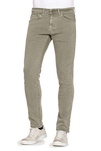 Carrera Jeans - Pantalone per Uomo, Tinta Unita, Tessuto Elasticizzato IT 50